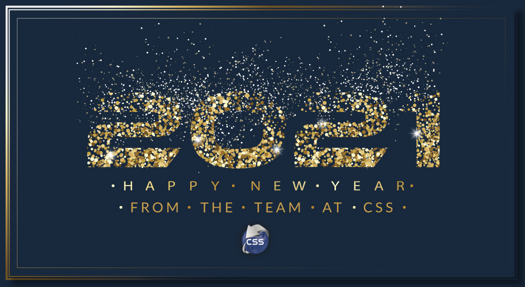 Happy New Year from all of us at CSS! #happynewyear