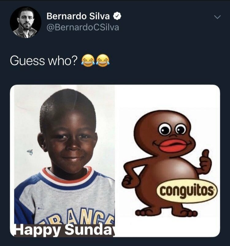 "@utdreport I can't see the difference in Cavani and Bilva. Why so different penalties?  ""...Manchester City star Bernardo Silva has been suspended for one match and fined £50,000 ($64,000) for a ""racist"" tweet about teammate Benjamin Mendy...."" https://t.co/6SOV2lxyeD"