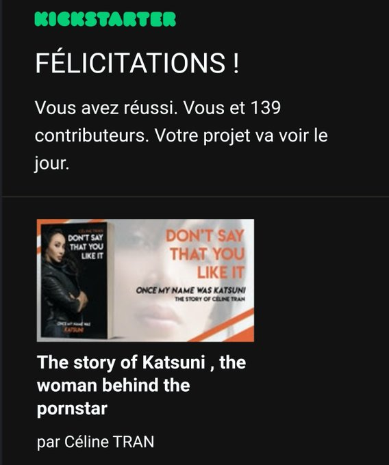 Et voilà ! Thank you to everyone who supported this project ! It's now official,  the English version