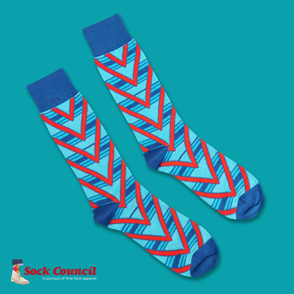 🎉 First release of 2021!  Sock Council x @casualco SCFC Socks!  Part of our excellent Football Specials range   🕖 Thurs 7 Jan at 7PM.  Give you something to look forward to, Happy New Year! 🍻😀