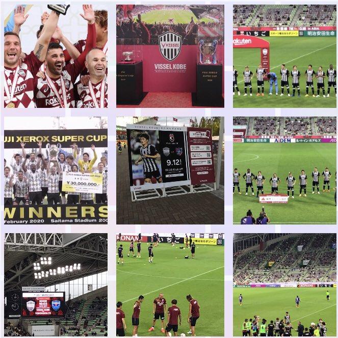 【♦️2020年♦️】今年は天皇杯優勝から始まりスーパーカップも優勝🏆初出場のACLではベスト4‼️今年は去年より濃くヴィッセルに関われた年でしたそしてSNSで関わってくれたヴィッセルサポの皆さん本当にありがとうございました😊2021年もよろしくお願いします🙏良いお年を🎍  #WeAreKobe #ヴィッセル神戸