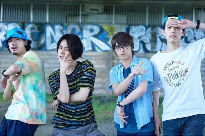 さっきのGReeeeNアバターの意味がわからなかったのですが、『キセキ』という映画でGReeeeNを演じた菅田将暉、横浜流星、成田凌、杉野遥亮に寄せた造形だったのですね。
