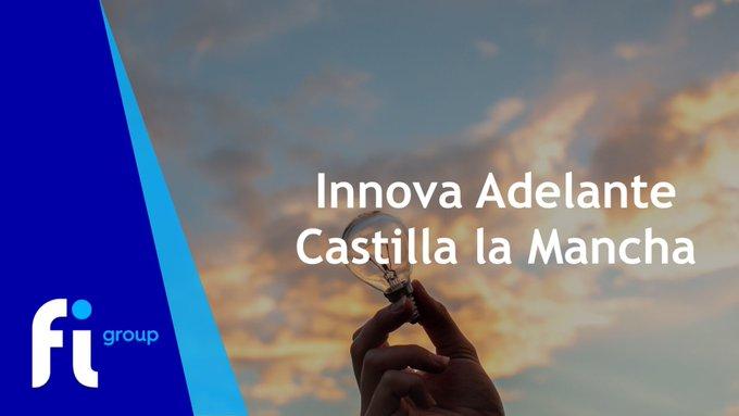 _LaMancha se abre 'Innova Adelante'.💶 3.500.000 €📅 abierta hasta el 3/02/2021👉