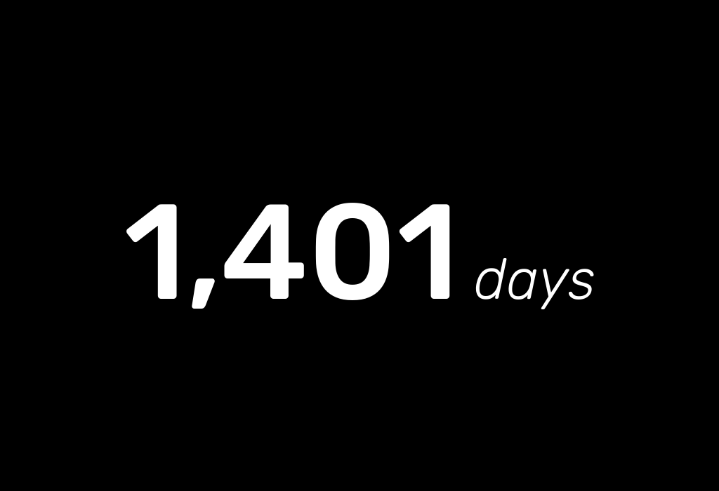 How many days has Colin Kaepernick been denied work in the NFL? We're counting.