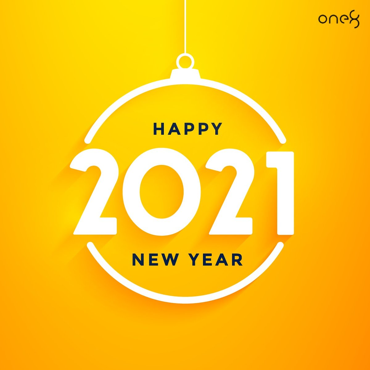 Wishing everyone a very happy, healthy and prosperous New Year 2021. #HappyNewYear 🎉 #one8
