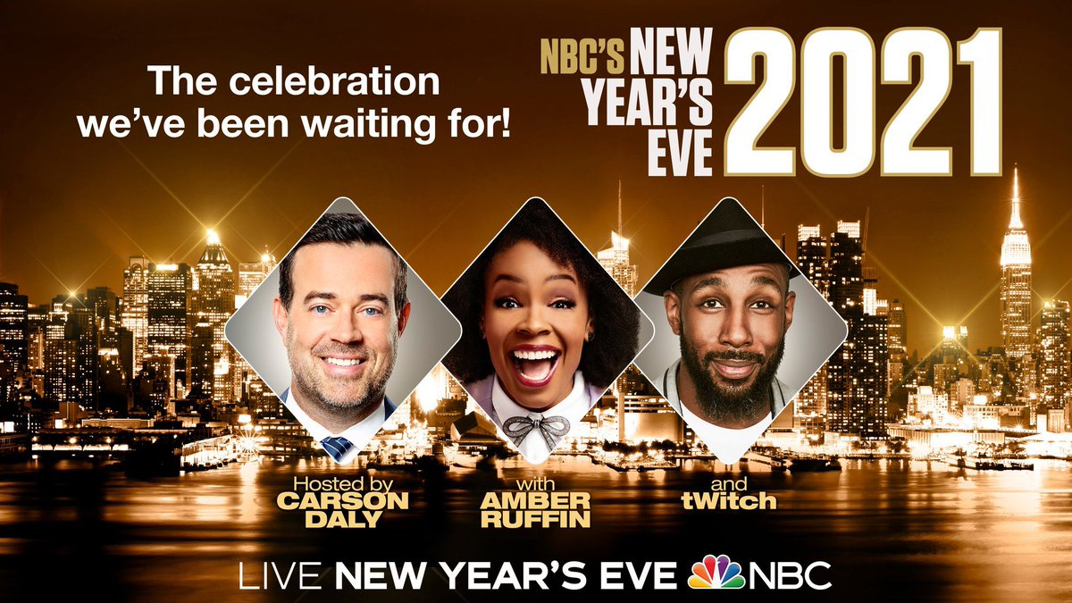 Close out 2020 with a solid dose of BS! Join us TONIGHT on @NBC starting at 10/9c to countdown to 2021 with their New Year's Eve Special! -Team BS