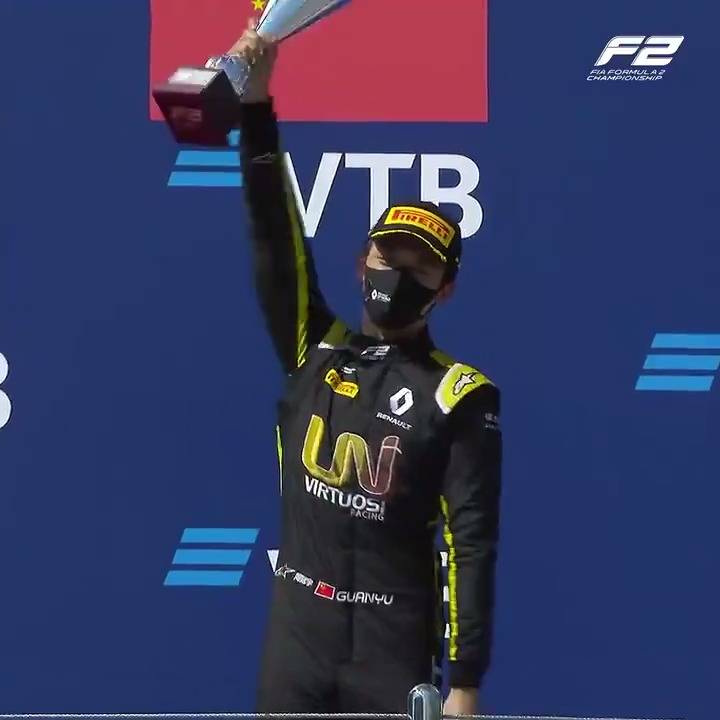 24 races. 12 winners.  Drivers from across the globe grabbed victory in #F2 🤩 🇬🇧🇧🇷🇷🇺🇩🇰🇮🇹🇯🇵🇩🇪🇨🇳🇮🇳  #RoadToF1