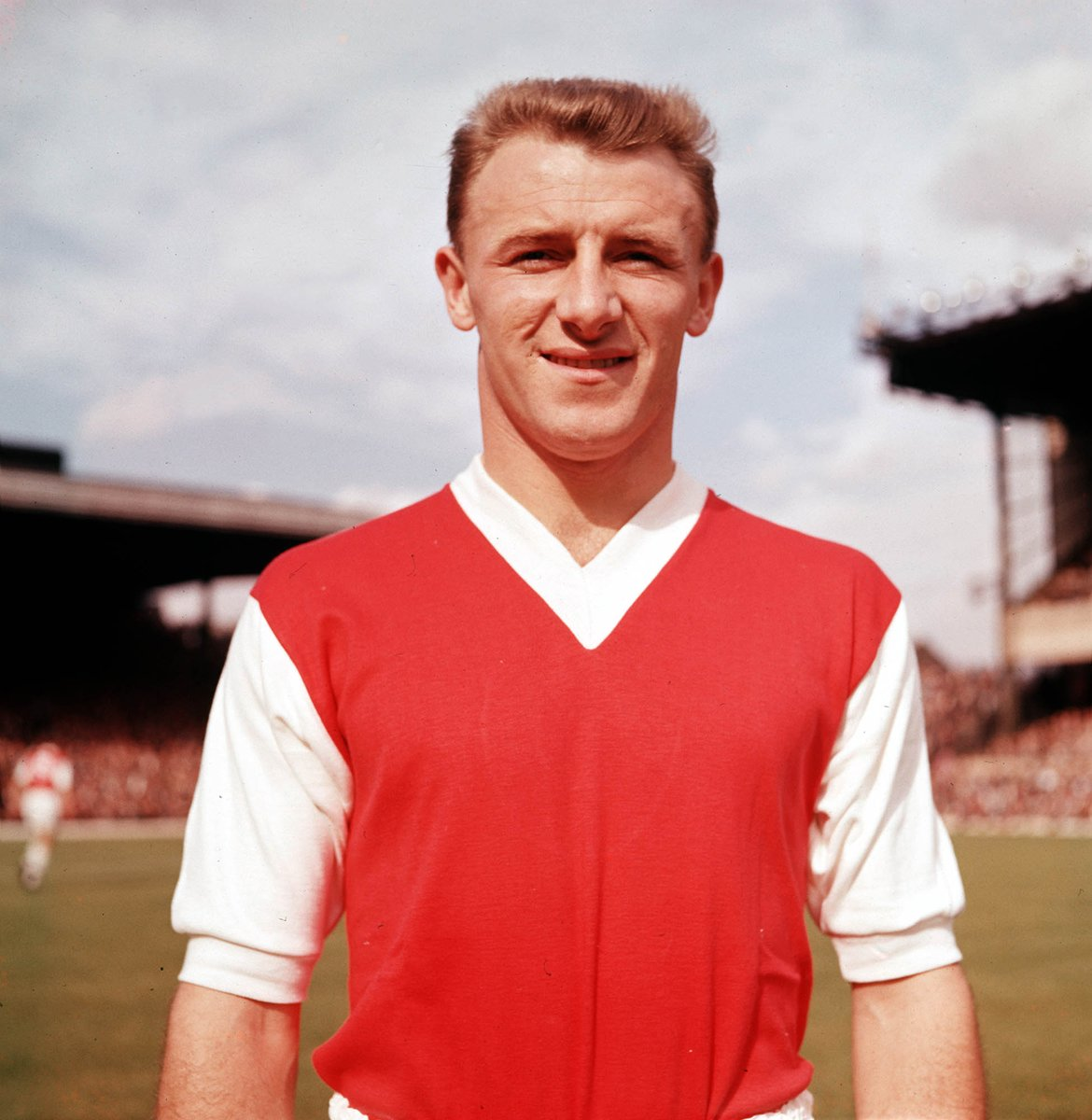 Very sad to hear of the death of Tommy Docherty, aged 92. Tommy played 94 times for us after joining from Preston in 1958.  One of the game's great characters, 'The Doc' loved to talk about his time at Highbury.  Our thoughts are with his family and friends.