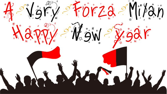 Happy New Year from MilanMania.com