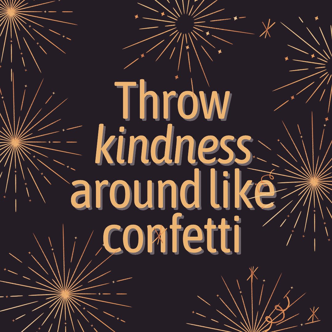 Replying to @KindnessWinsFnd: Wishing you a Happy New Year filled with kindness ✨   #KindnessWins