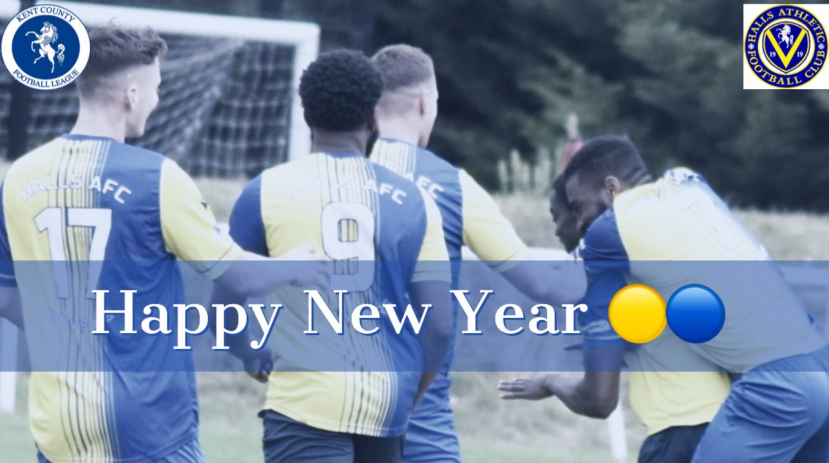 test Twitter Media - Happy New Year to all from us at Halls AFC. Let's hope for a better 2021! 🟡🔵 https://t.co/4Aqt7iHu5U