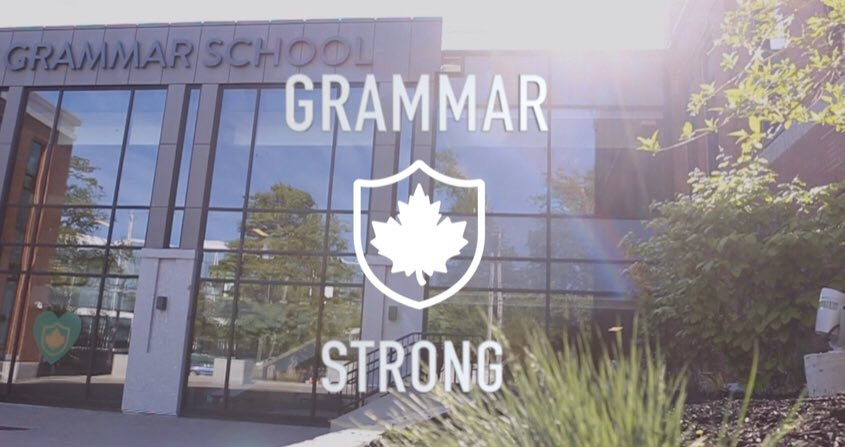 2020 is coming to a close! Check out this video for a recap of the past few months at Grammar. m.youtube.com/watch?v=m2Lqgl… Join us before year end by making a donation to kick off a new and even better year for students, faculty and staff at hgs.ns.ca/give-now