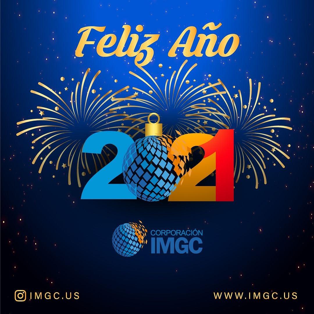 Para la Corporación IMGC, es grato saber que hemos contado con un equipo sólido y consecuente a la vez que seguimos apostando a que el próximo año sigamos cosechando éxitoscomo una gran familia.  ¡𝗙𝗲𝗹𝗶𝘇 2021!  #CorporacionIMGC #SomosIMGC  #JuntosSiempre #SomosUnEquipo