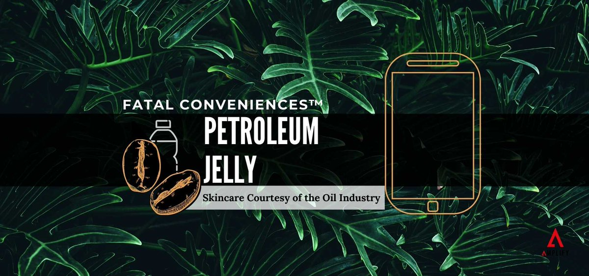 Vaseline products have been used as skincare for decades. But what is it really doing to your body? Is it really ok to put petroleum jelly all over your skin? What can you use instead?   Find out in this Fatal Conveniences™ segment -