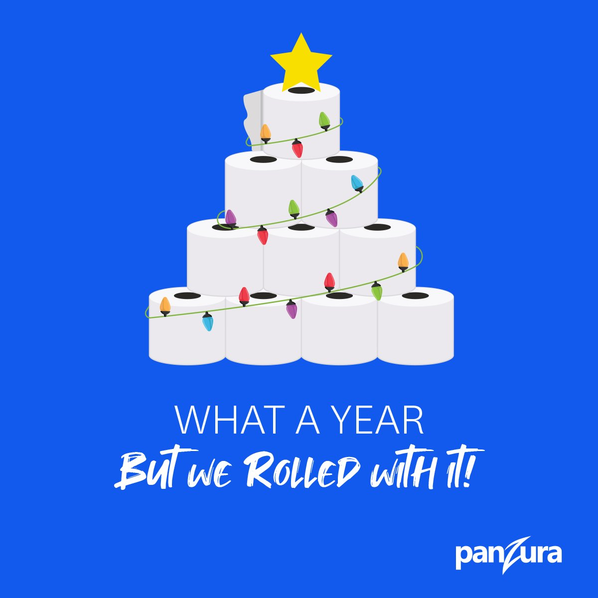 No matter how crazy things got in this eventful year, we rolled with the punches and brought awesomeness to all of our partners and customers! https://t.co/joUotcyOjI