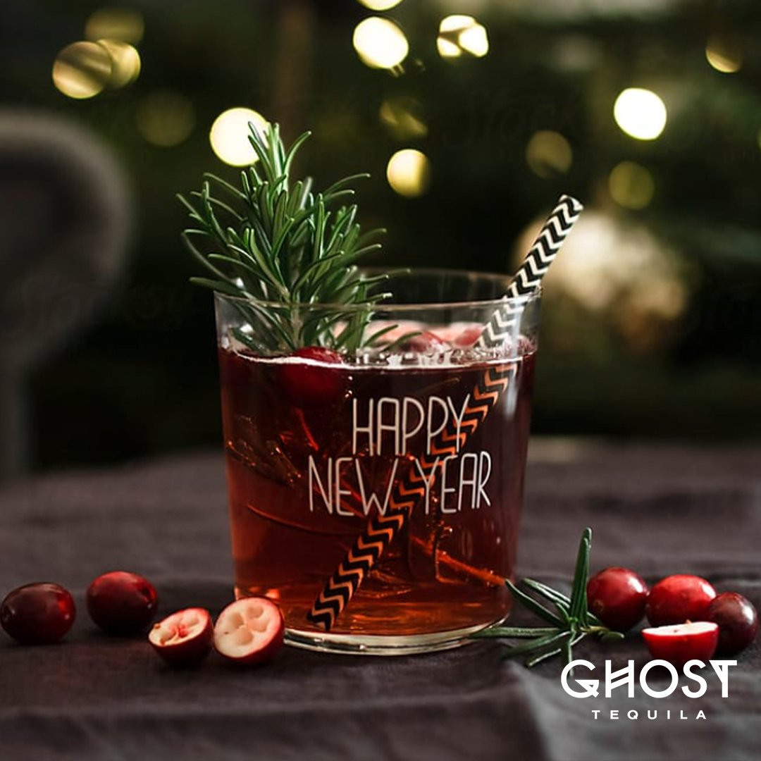 Let's all toast with GHOST at midnight because let's face it, we could all use something stronger than champagne this year 🥂 https://t.co/Jnl3nzMwwk