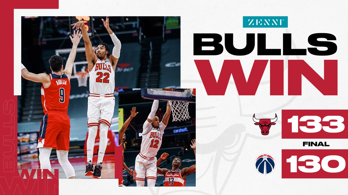 Replying to @chicagobulls: RT FOR GOOD LUCK IN 2021.