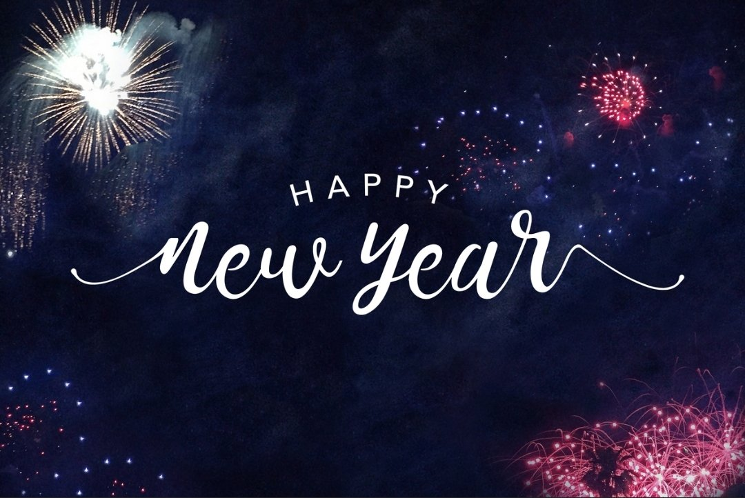 Wishing you a happy and safe New Year!! #SEL #NewYear2021