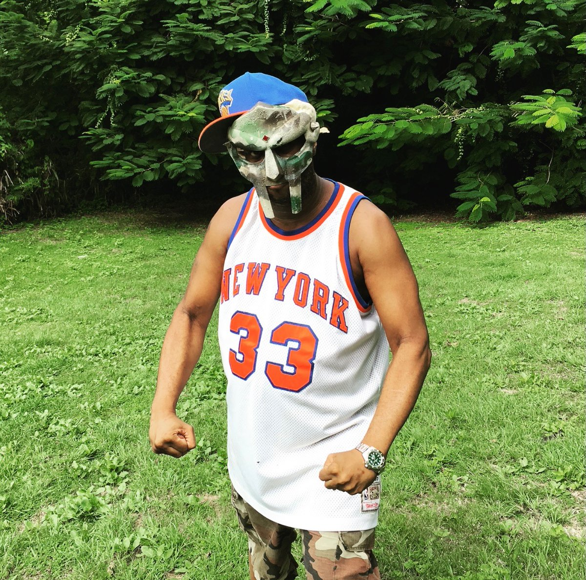 With heavy hearts, we share these words from MF DOOM's family.