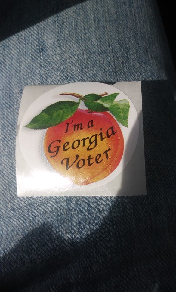 @staceyabrams @aliciakeys Did my part !!