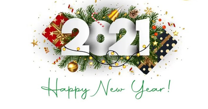 """""""Tomorrow, is the first blank page of a 365 page book. Write a good one."""" Brad Paisley #HAPPYNEWYEAR2021"""