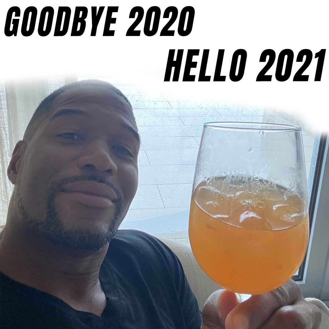Getting ready to say goodbye to 2020, and hello to 2021! The start of a new year!  #NYE