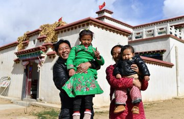 The #Pax  😊😍🦾😉 China removed the remaining 52 counties from the #poverty list as scheduled this year, despite the unprecedented impacts brought about by the #COVID-19 epidemic.  Read #XinhuaHeadlines: