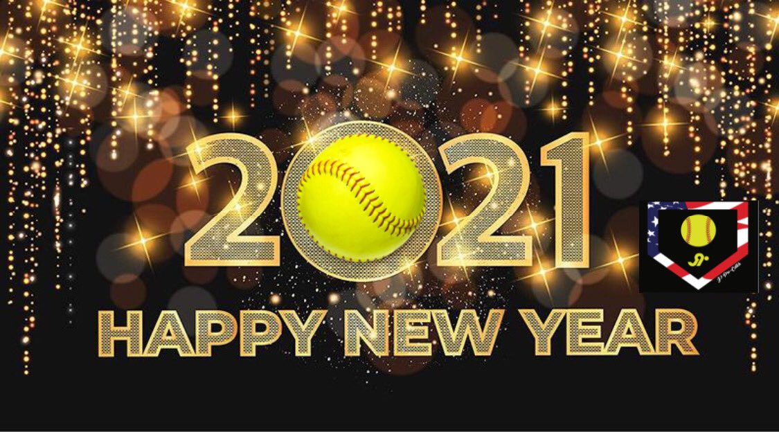Wishing all of my family, friends, coaches, players, Warrior Family, Softball Family here in Pennsylvania, across the USA, and around the world a Happy New Year filled with much happiness, good health, and success! Bring on 2021... we are ready! ❤️🥎