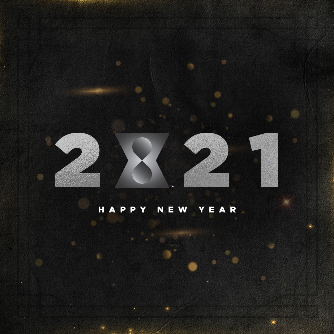 Wishing you all a very Happy New Year 2021! #GranityStudios
