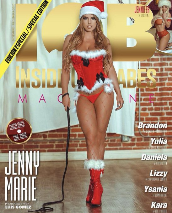 New cover!!!! Thank you Luis Gomez 🎅🏼 Wishing everyone a happy and healthy new year! Bringing on 2021