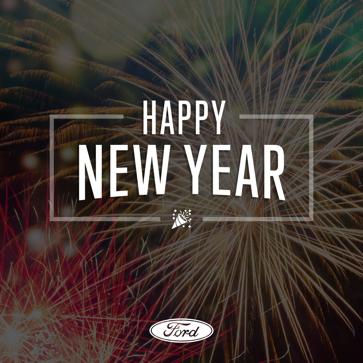 Happy New Year from all of us at Southern Quality Ford! https://t.co/i8OBRMCAOg