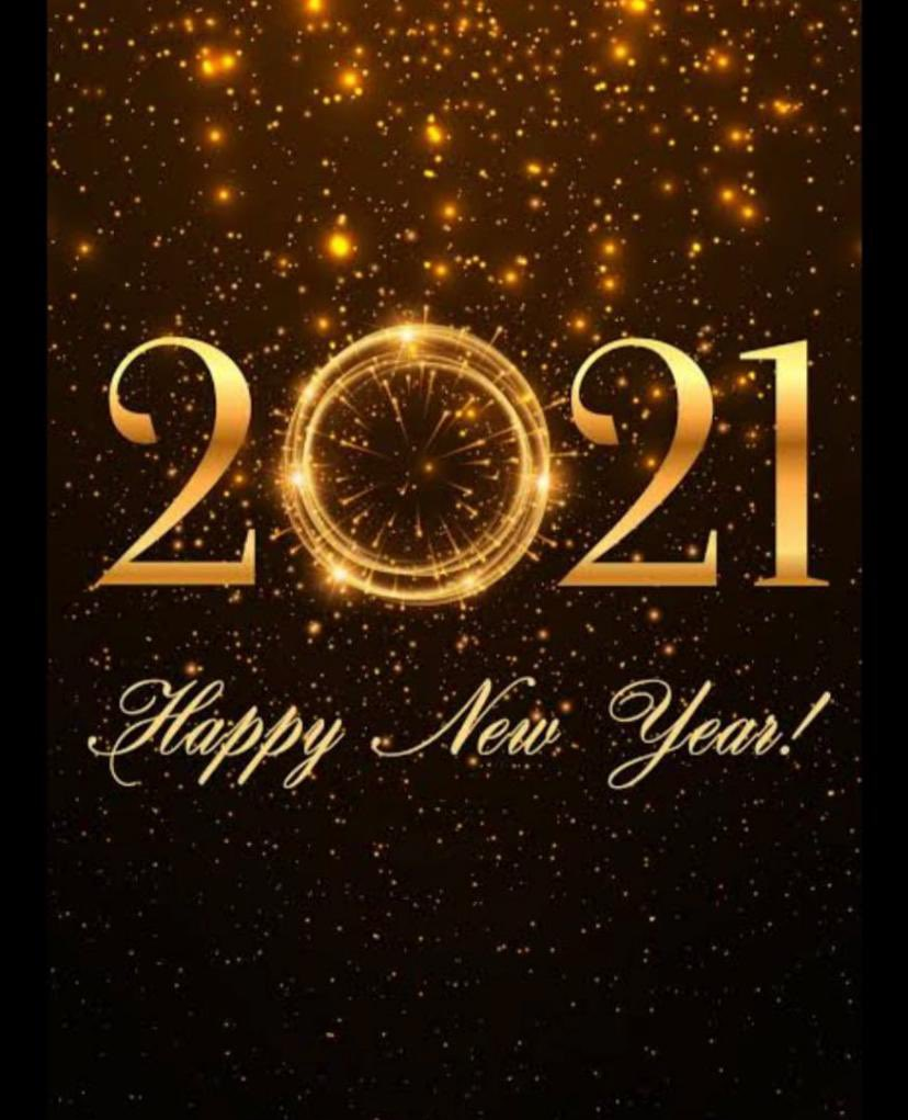 Have a happy, healthy, and safe new year. #HappyNewYear2021