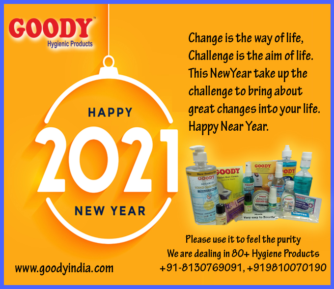 Happy New Year from Goody India https://t.co/KDr1Aasd95