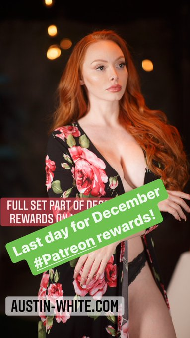 1 pic. Happy New Years Eve! 🥂 Don't forget today is the last day for my 50% off OnlyFans and Patreon