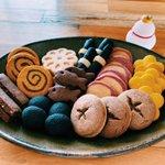 子どもからは本物よりも受けそう!クッキーで出来た「おせち」が可愛い&美味しそう!