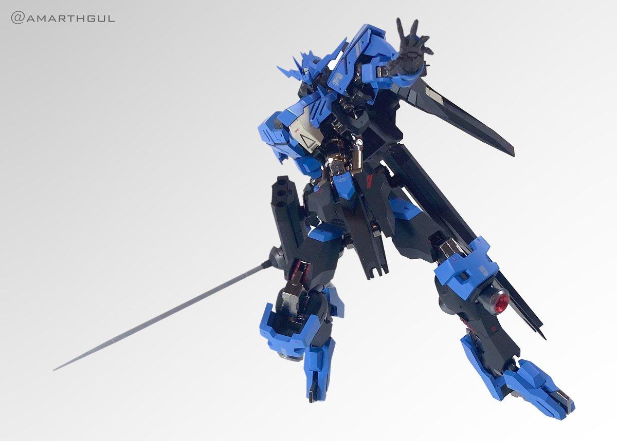 Amarthgul On Twitter Vidar From Iron Blooded Orphan Tamashii Nations Metal Robot Spirits Gosh I Love It Gundam Gundamphotography