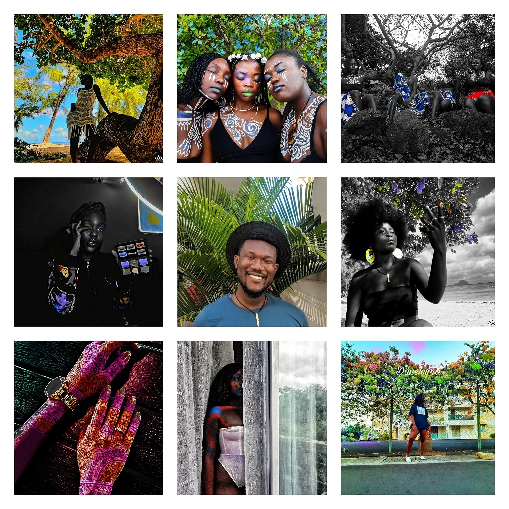 Thank you so much for the support in 2020, cheers to 2021 #artvsartist #topart #mytopnine #art #photography #digitalart #africanart #HappyNewYear2021