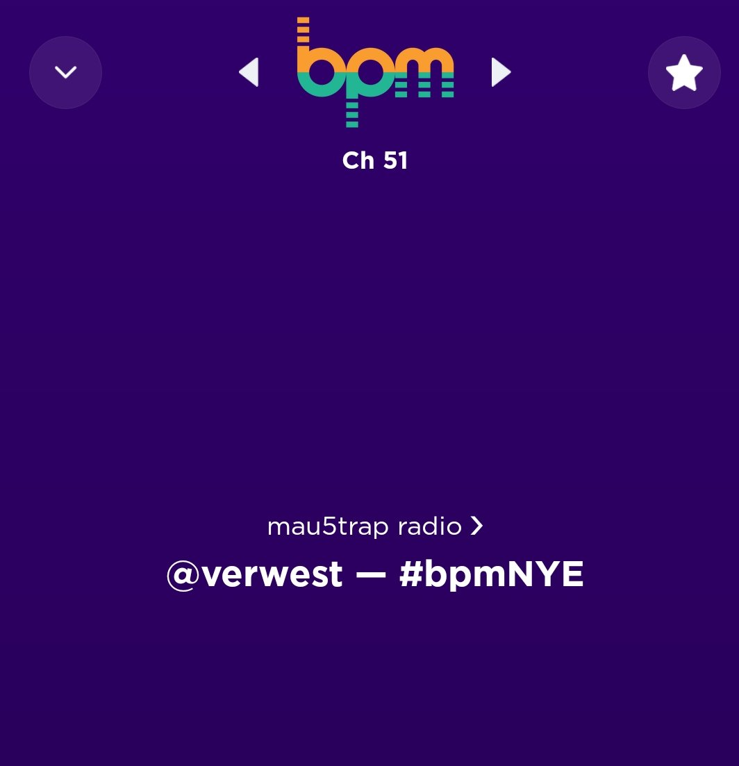 NYE from my living room! @verwest @tiesto #bpmnye #tiesto