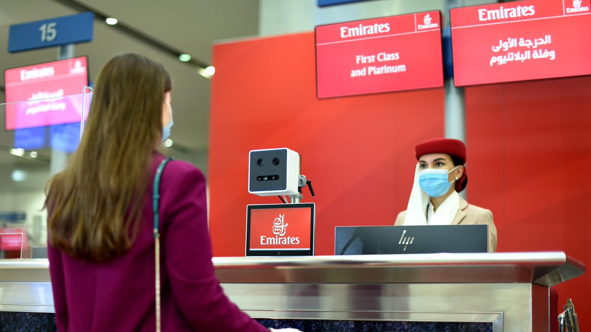 More than 70,000 passengers will pass through @DXB T3 between 2 & 3 January 2021. Emirates urges customers to build in extra time in their journey to avoid delays, and arrive at the airport 3 hours before departure.