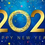 Image for the Tweet beginning: Happy New Year to all