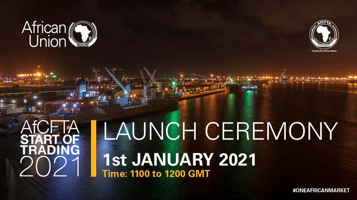 The African Continental Free Trade Area will fundamentally change the economic fortunes of our continent. I call on the entrepreneurs of our nation to seize the abundant opportunities that this historic development will present to explore new markets and build new partnerships. https://t.co/OXX9yM4ePl