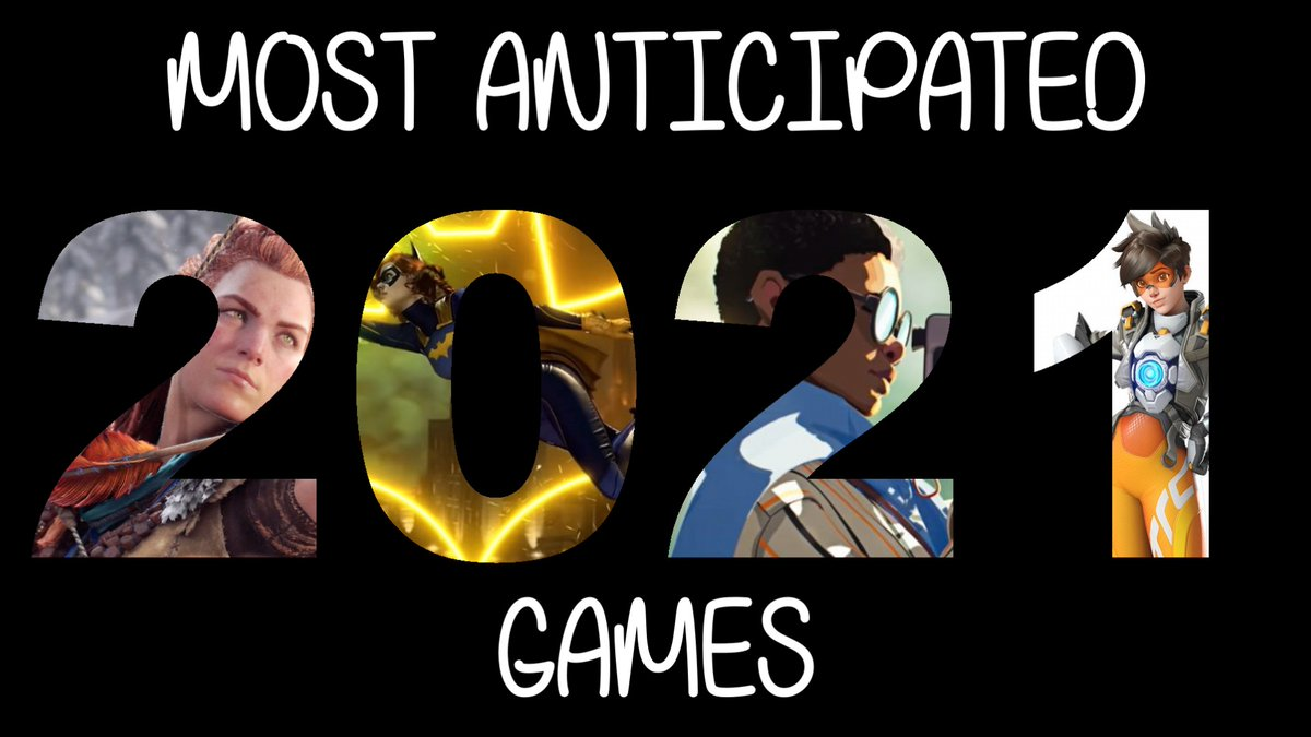 My 10 Most Anticipated Games of 2021 youtu.be/gi5yNfmkLGc Been a while since I made a video, and unfortunately this one had a slight frame rate snafu, but anyways... I decided to kick off 2021 by being excited for some of the games to come!