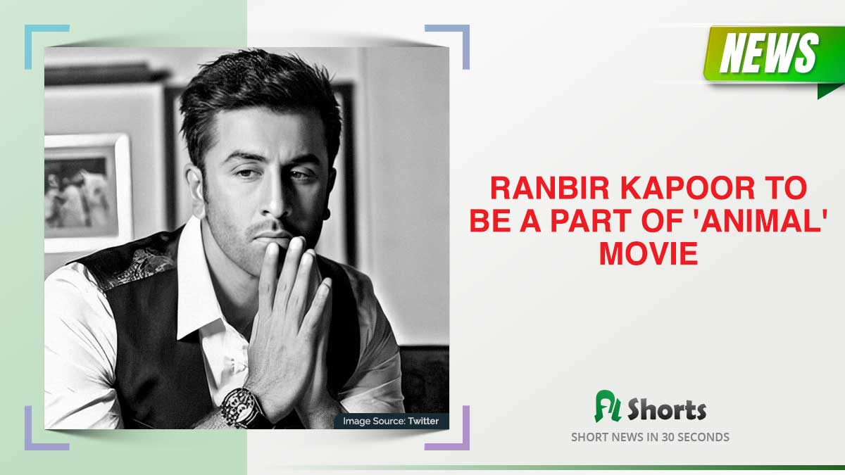 First big announcement of 2021 for #Bollywood fans:   #RanbirKapoor to be a part of #SandeepReddyVanga  directed '#Animal' movie along with @AnilKapoor,@ParineetiChopra & @thedeol   @imvangasandeep @VangaPranay #BhushanKumar #KrishanKumar @MuradKhetani #TSeriesFilms