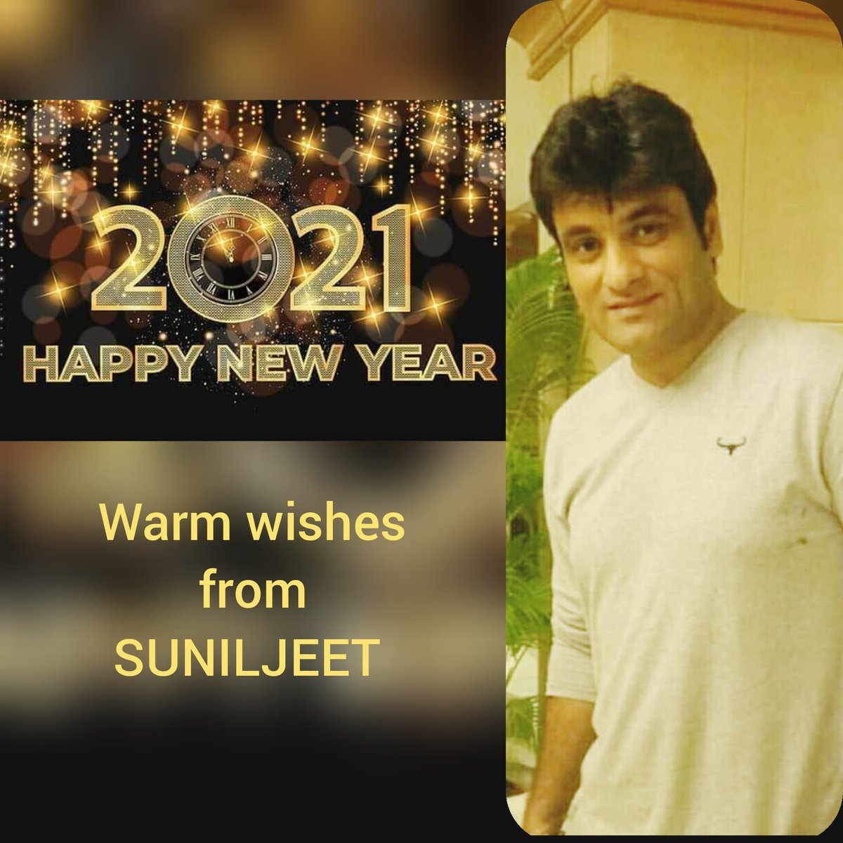 May this year bring peace and harmony with all the happiness to everyone...Suniljeet