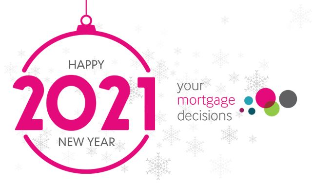 Happy New Year from the entire team here at Your Mortgage Decisions. We hope you have a happy and prosperous 2021! #HappyNewYear2021 #mortgage #mortgages #remortgage