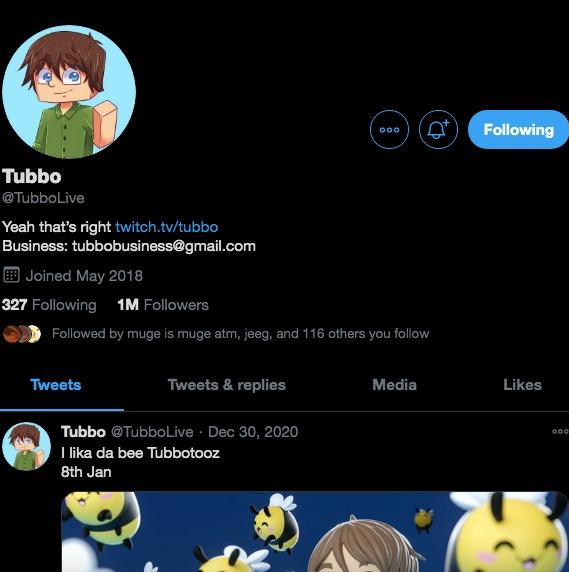 CONGARTS TUBBO!! #tubbo1mil
