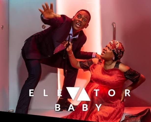 Nollywood film, #Elevatorbaby, directed by the duo, @AkayMason and @ABOSIOG and produced by @niyiakinmolayan has an Indian (Bollywood) remake in the works titled #ThankYouBrother  ...  Starring @anusuyakhasba  & #VirajAshwin  It's excited that Nigerian films are getting attention