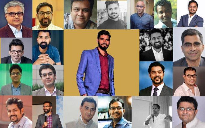 25 best digital marketers in India