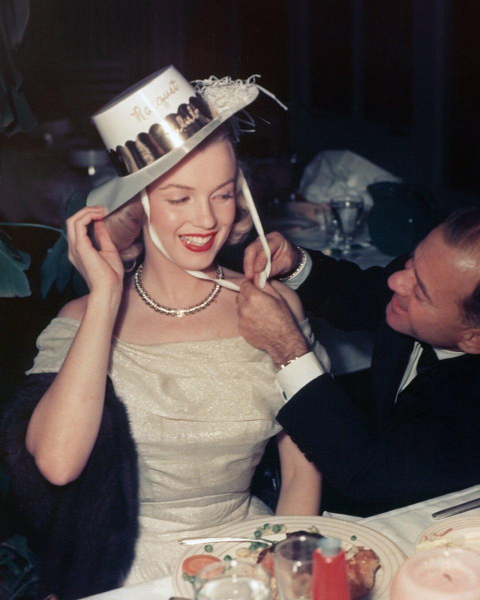 Marilyn Monroe on Twitter