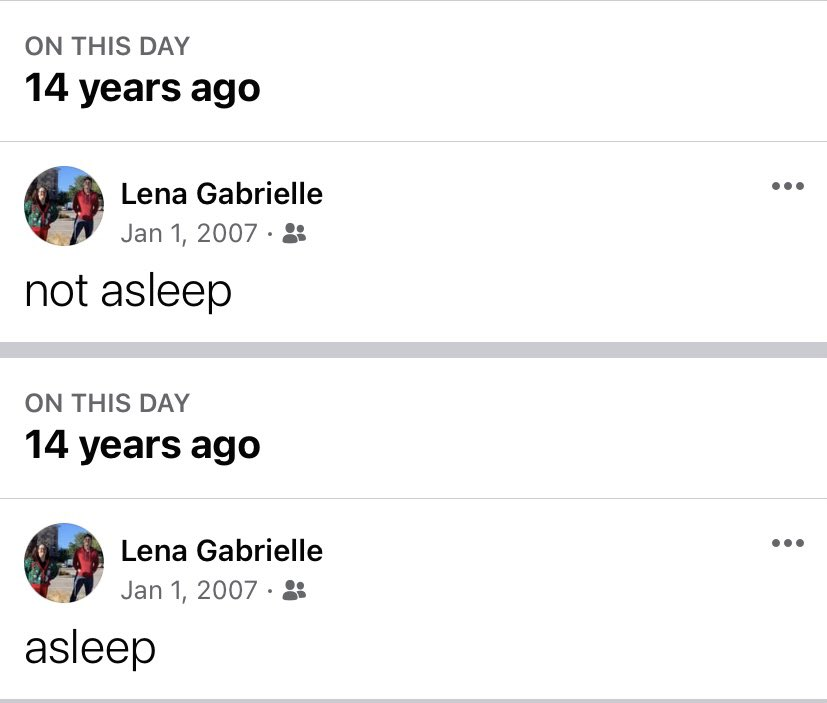 A saga in two parts: